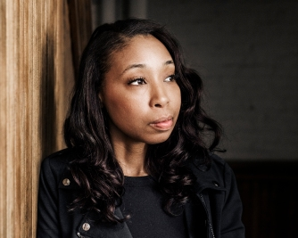 CHICAGO, IL - APRIL, 21: Portrait of Tracy Sampson in Chicago, IL, (Photo by Whitten Sabbatini/For The Washington Post via Getty Images)